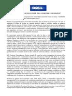 Caso G3 -  DELL Computer Corp .doc