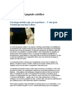 Crisis Del Papado Catolico