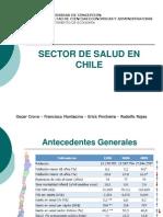 Sector de Salud en Chile