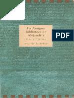 La Antigua Biblioteca de Alejandria