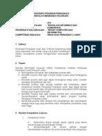 Deskripsi Rekayasa Perangkat Lunak