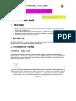 3 Instrumentación y Ley de Ohm B