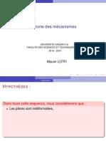 Fsts Theories Des Mecanismes Diap-2014-2015