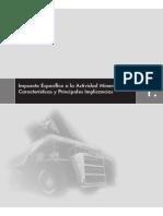 Impuesto Especifico a La Actividad Minera