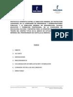 Protocolo Operativo Autoridad Profesorado