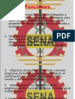 Funciones y Objetivos Del SENA