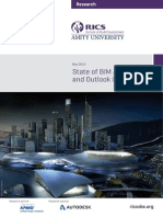 RICS SBE Research_State of BIM Adoption