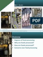 Food Processing Slides