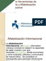 Taller de Herramientas de Computo y Alfabetización Informacional