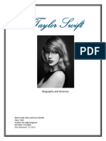 taylor swift document