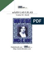 Alcott Louisa - Bajo Las Lilas