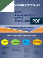 IFase - Actos Preparatorios Agosto 2012