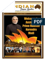 Indian Down Under E Paper November-2014