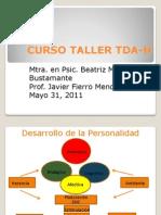 Curso Taller TDA -H