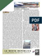 LNR 150 La Nueva Republica A