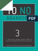 3 manual para impulsar mejores hbitos