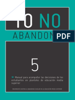 5 manual para acompaar las decisiones de los estudiants