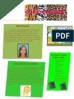 jungle newsletter 2