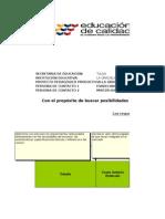 PPP Capital de Trabajo IE La Graciela