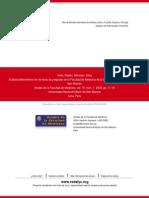 bibliometría de la tesis FM SM