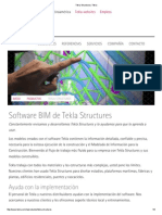 Tekla Structures _ Tekla
