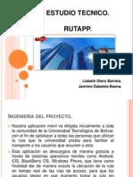 ESTUDIO TECNICO RUTAPP