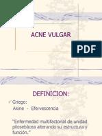 Clase 02_acne Vulgar y Rosacea