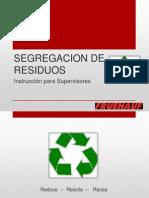 Segregacion de Residuos Supervision