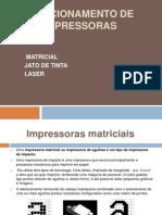 Funcionamento de Impressoras