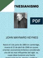 Para Exponer El Keynesianismo