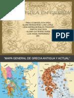 Literatura de Grecia