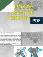 Cajas de Direccion hidraulica