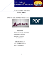 Axis Risk Management Doc