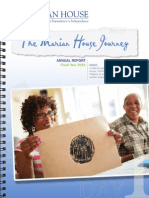 Marian House Annual Report 2014