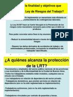 Ley de Riesgos de Trabajo