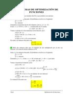 1BCT-Problemas de Optimizacion de Funciones-Resueltos