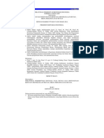 Peraturan Pemerintah Tahun 2007 006 07