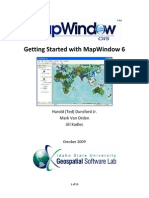 Getting Started With MapWindow 6