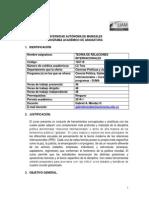 Formato Programa Academico Teorías de Relaciones Internacionales