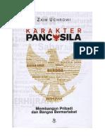 Fix Buku Karakter Pancasila Karangan Zaim Uchowi