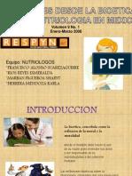 Expo Nutriologos