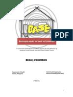 BASE Manual of Operations