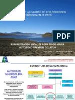 Exposicion ALA Tingo Maria 1-10 - 2014