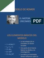 El Modelo de Romer