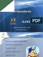 Fornecedores-Linx