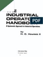 Industrial Operator's Handbook Howlett