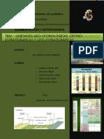 Monografia de Unidades Estratigráficas