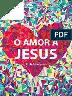 Amor a Jesus