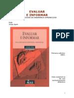 Evalua e Informar en El Proceso de Ensenanza Aprendizaje de Jorge APEL