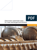 Cold DrawnCold Drawn Seamless Tubes for Heat Exchangers and Boilers